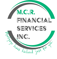 M.C.R. Financial Services Logo